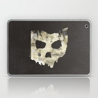 Ohio Skull Laptop & iPad Skin