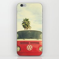 VW Coastin' iPhone & iPod Skin
