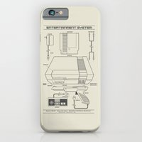 iPhone & iPod Case featuring Entertainment System (light) by MeleeNinja
