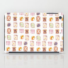 Toast Pattern iPad Case