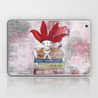 Soul-Searching Bhoomie Laptop & iPad Skin