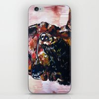 masterpiece for the #mastermind iPhone & iPod Skin