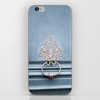 Feeling Blue iPhone & iPod Skin
