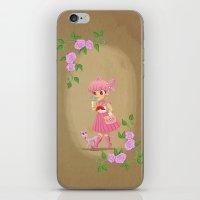 Retro Sailor Chibi Moon iPhone & iPod Skin