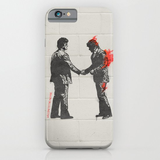 Welcome to the Machine iPhone & iPod Case
