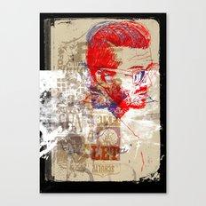 SCHULTZ Canvas Print
