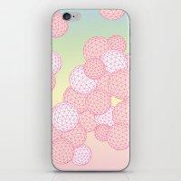 Square Bubble iPhone & iPod Skin