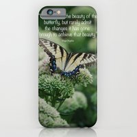We delight in the beauty of the butterfly.... iPhone 6 Slim Case