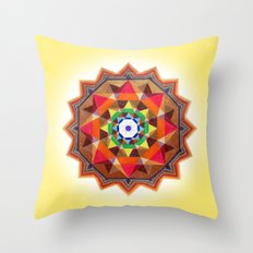 Sweet Sixteen Throw Pillow