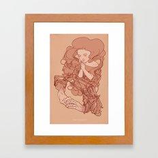 Goodnight Prayer Framed Art Print