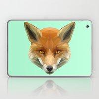 Poly the Fox Laptop & iPad Skin