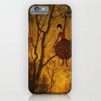 Pine Girl iPhone 6 Slim Case