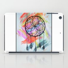 Catching Paint - Dream Catcher iPad Case