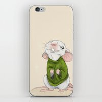 Stuart Little iPhone & iPod Skin