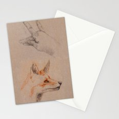 my wolf Stationery Cards