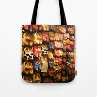 Knock On Wood...With Your Feet Tote Bag