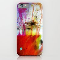 iPhone & iPod Case featuring Running Away by Alice Price