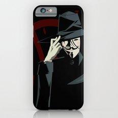 V for Vendetta (e1) iPhone 6 Slim Case