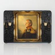Bill Murray - Replacefac… iPad Case