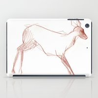 Little Doe iPad Case