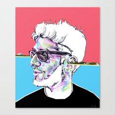 Dave 1 of Chromeo Canvas Print