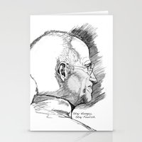 Stay Hungry, Stay Foolish. Steve Jobs 1955–2011 Stationery Cards