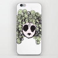 Locks iPhone & iPod Skin