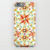Suzani Textile iPhone 6 Slim Case