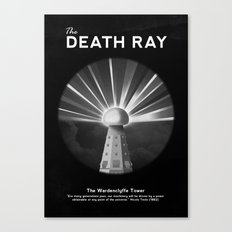 The Death Ray Canvas Print