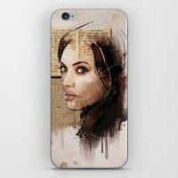 A.J. iPhone & iPod Skin