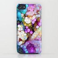 iPhone Cases featuring Happy Colors by Joke Vermeer