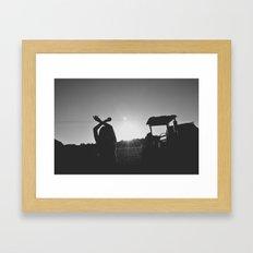 arms Framed Art Print