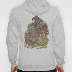 Quilted Forest: The Owl Hoody