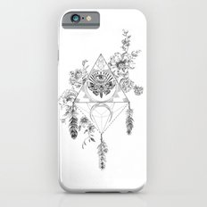 Death's Head Hawk Moth Totem iPhone 6s Slim Case