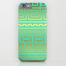 Gold | Greek Slim Case iPhone 6s