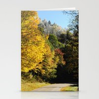 Down This Road Stationery Cards