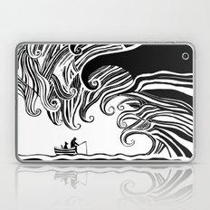 Dark Wave Laptop & iPad Skin