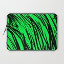 Graphics Tablet Experimental Drawing 3 Laptop Sleeve