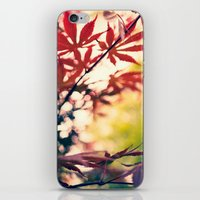 Cloudy With  A Chance Of… iPhone & iPod Skin