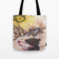 Angelbaby Tote Bag