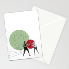 Them's Fightin' Words Stationery Cards