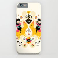 Music is happiness iPhone 6 Slim Case