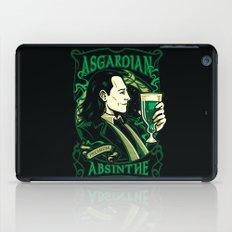 Asgardian Absinthe iPad Case