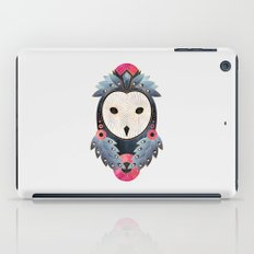 Owl 1 - Light iPad Case