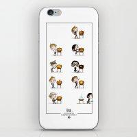 Little Halloween Pumpkin… iPhone & iPod Skin