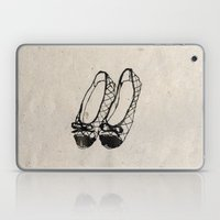 Ballerinas Laptop & iPad Skin