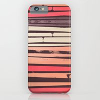 iPhone & iPod Case featuring Peach 'N Creme by Monty