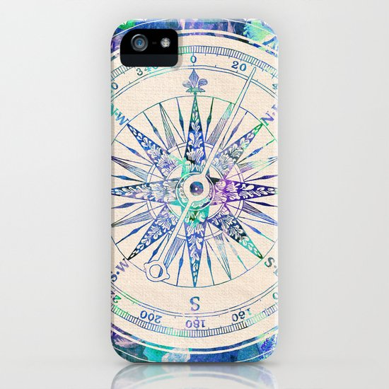 Follow Your Own Path iPhone & iPod Case