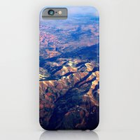 iPhone & iPod Case featuring Rocky Mountains by Josrick