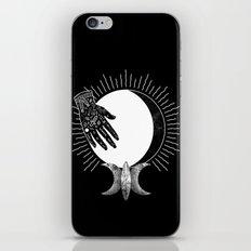 Waning Gibbous iPhone & iPod Skin